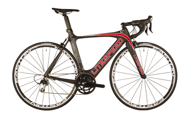 Litespeed C3 road bike.